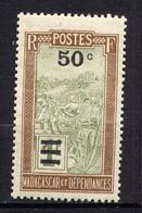 MADAGASCAR - N° 189** - TRANSPORT EN FILANZANE - Nuovi