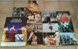 AFFICHE CINEMA FILM LE BAL DU GOUVERNEUR PISIER SCOTT-THOMAS FLAMAND 1990 DESSIN - Posters