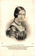 N°84799 -cpa La Belle Ferronnière -maitresse De François 1er- - History