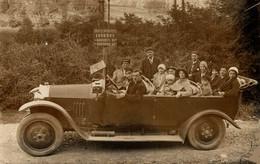 N°84787 -carte Photo -véhicule à Identifier- - Passenger Cars
