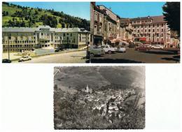 2124-624  5cp  Chaudes Aigues   Dep 15  La Vente Sera Retirée Le 03-07 - Other Municipalities