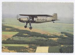 Mehrzweck Flugzeug DORNIER - DO 27 / Die BUNDESWEHR - 2 Scans -1960 - 1946-....: Era Moderna