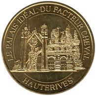 26-1753 - JETON TOURISTIQUE MDP - Palais Idéal Du Facteur Cheval - 2014.4 - 2014