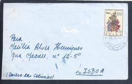 Obliteration Rare Military SPM (Military Postal Service) PMC 128, Colonial War In Guinea.Verödung Seltene Militär SPM. - Covers & Documents