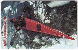 SWEDEN A-958 Chip Telia - Poeple, Woman - Used - Sweden