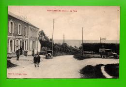 27 - SAINT-MARCEL . LA PLACE - Réf. N°11826 - - Other Municipalities