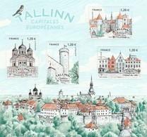 FRANCE 2018 BLOC NEUF TALLINN CAPITALES EUROPEENNES - F 5212 - Nuovi