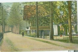 Santpoort 1906; Langs De Zwitsersche Boerderij - Gelopen. (Jos Nuss & Co. - Haarlem) - Other