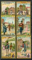 CIBILS Van Geetruyen & Cie , Antwerpen - Vloeibaar Vleeschextrakt - Briefdragers Facteurs In De XIXe Eeuw - Zie Beschrij - Liebig