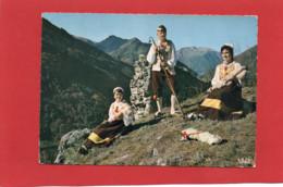09--- FOLKLORE EN ARIEGE--groupe Tarasconnais POL DE MOUNEGRE---voir 2 Scans - Unclassified