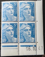 719B Marianne De Gandon CD 16.10.47 ** - 1940-1949