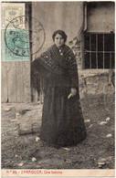 "SPAIN / ESPAÑA Ca. 1920. Circulated Postal Card Depicting A ""Baturra"" Of Zaragoza - Zaragoza"