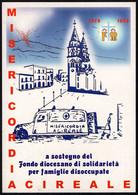 RED CROSS / AMBULANCE - ITALIA 1999 - 20° ANNIVERSARIO FRATERNITA MISERICORDIA ACIREALE - NUOVA - Salute