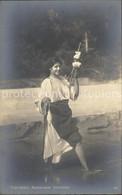 11913635 Rumaenien Junge Frau - Romania