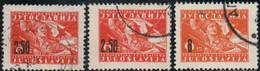 YOUGOSLAVIE 1946 O - Gebruikt