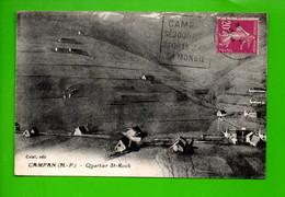 65 - CAMPAN . QUARTIER SAINT-ROCH - Réf. N°11843 - - Campan