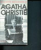 Agatha Christie - Agatha Dans Tous Ses états - Grandes Biographies - Bouchardeau Huguette - 1998 - Biographie