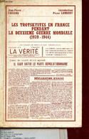 Les Trotskystes En France Pendant La Deuxième Guerre Mondiale (1939-1944). - Cassard Jean-Pierre - 0 - War 1939-45