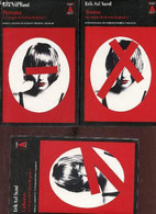 Les Visages De Victoria Bergman - En 3 Tomes - Tomes 1 + 2 + 3 - Tome 1 : Persona - Tome 2 : Trauma - Tome 3 : Catharsis - Altri