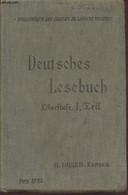 Deutsches Lesebuch Oberftufe I: Leil - Meneau F., Wolfromm A., Lorber Th. - 0 - Sonstige