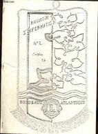 Bulletin D'information, N°2 (octobre 1984) : Solidarité Entraide Lions / Le Rôle Du Délégué De Club / Le Rôle Des 1750 L - Frans
