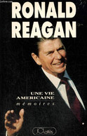 Une Vie Américaine - Mémoires - Reagan Ronald - 1990 - Biographie