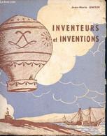 Inventeurs Et Inventions - Collection Légendes - Lewden Jean-Marie - 0 - Sciences
