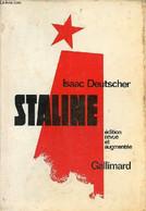 Staline. - Deutscher Isaac - 1973 - Biographie