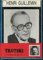 Une Cassette : Trotski - Durée 1h. - Guillemin Henri - 1987 - Biographie