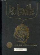 """La Bulle (février 1983) : Le Carnet De L'amitié / Vie Culturelle / Oeuvres Sociales / La Visite Au Journal """"Sud-Ouest"""" / - Frans"""