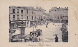 AK Bourgoin - Place D'Armes - 1918 (56796) - Bourgoin