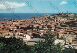 CARTOLINA  ANCONA,MARCHE,PANORAMA,BELLA ITALIA,IMPERO ROMANO,CULTURA,RELIGIONE,STORIA,MEMORIA,VIAGGIATA 1962 - Ancona