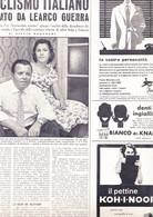 (pagine-pages)LEARCO GUERRA  Oggi1958/21. - Altri