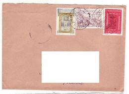 Timbres - Algérie - Enveloppe - Marcophilie - 1986 - Sidi Amar - Algeria (1962-...)