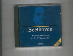 CD: BEETHOVEN Coleccion ORBYS FABBRI - Unclassified
