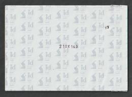Pochettes - Hawid - 210/143mm - Double  Soudure - Fond Noir - 11 Pièces Neuves Par Pochette - Altro Materiale
