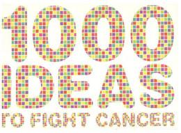 (RR 46) Australia - Avant Card -  1000 Ideas To Fight Cancer - Salute