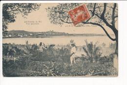 Carte D' ANTIBES   ( Recto Verso ) - Antibes - Vieille Ville