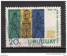 Uruguay, égyptologie, Egyptology, Unesco, Monument De Nubie, Nubia - Egiptología