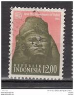 Indonésie, Indonesia, égyptologie, Egyptology, Antiquité, Antiquity, Monument De Nubie, Unesco, Nubia, Sculpture - Egiptología