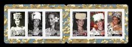French Polynesia 2021 Mih. 1459/64 Miss Tahiti MNH ** - Unused Stamps