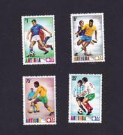 Antigua  1974  Soccer World Cup  Football, Germany - Antigua E Barbuda (1981-...)