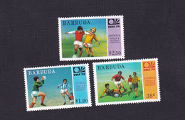 Barbuda   1974  Soccer World Cup  Football, Germany - Antigua E Barbuda (1981-...)