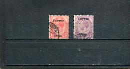 Afrique Du Sud-Ouest 1923-24 Yt 26-27 - Africa Del Sud-Ovest (1923-1990)