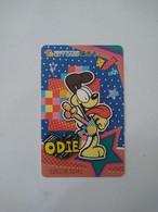 China Transport Cards, Garfield, Odie, For Bus, Metro,Tianjing Metroplitan Card Co., Ltd. City Card, Tianjin City,(1pcs) - Non Classificati
