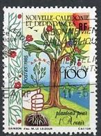 Nouvelle Calédonie - Neukaledonien - New Caledonia 1985 Y&T N°509 - Michel N°(?) (o) - 100f Campagne Pour Le Reboisement - Used Stamps