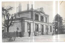 Le Merlerault La Gare, Vue Extérieure - Le Merlerault