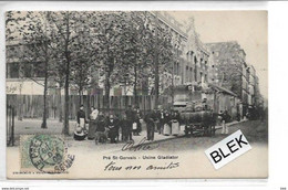 93 : Seine Saint Denis  : Pré Saint Gervais . Usine Gladiator . - Autres Communes
