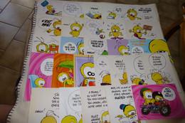"""LOT DE 27 Cartes HUMORISTIQUES """"LE PIAF"""" DE DAN SALEL - 5 - 99 Postcards"""