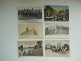 Lot De 60 Cartes Postales D' Angleterre    Lot Van 60 Postkaarten Van Engeland - 60 Scans - 5 - 99 Postcards